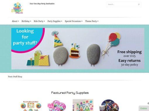 PartyStuffShop.com