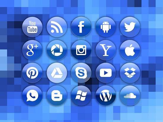 internet marketing social media service