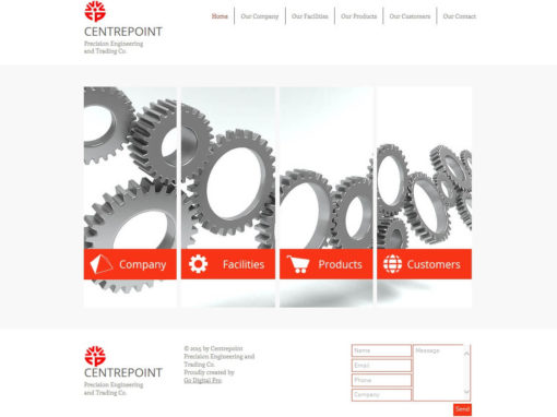 Centrepoint Precision Engineering